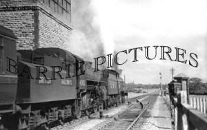 Evercreech, Station c1940