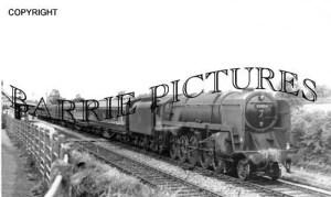 Chilcompton, Station 29th July 1961