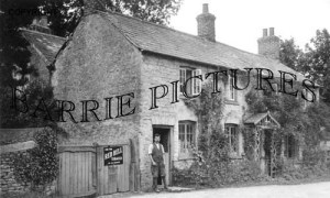 Hinton St George, c1930