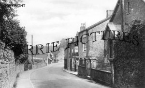 Misterton, High Street c1930