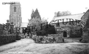 Norton Fitzwarren, Church c1930