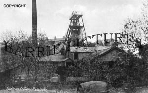 Radstock, Ludlows Colliery c1930