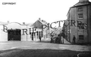 Shepton Mallet, High Street c1920