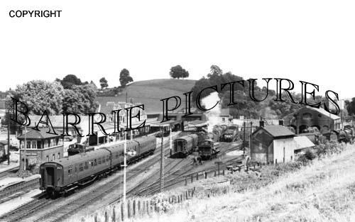 Yeovil, Town Station 1961