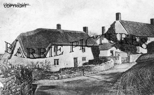 Chilton Polden, Village c1905