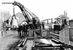 Sparkford, Unloading Tanor Bell