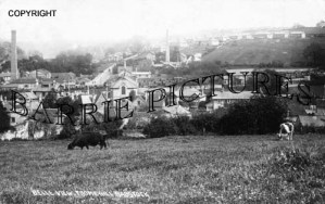 Radstock, Belle View Frome Hill c1917
