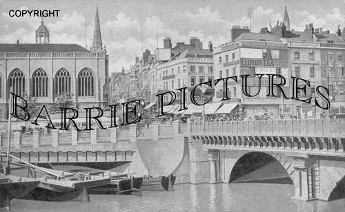 Bristol, Bristol Bridge 1905