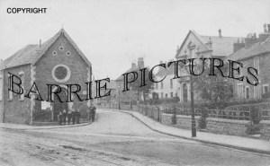 Hanham, Chaple Road 1906
