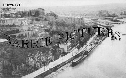 Bristol, Hotwells 1907