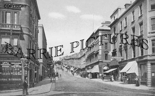 Bristol, Park Street 1915