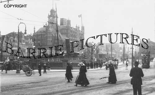 Bristol, St Augustines Parade 1902