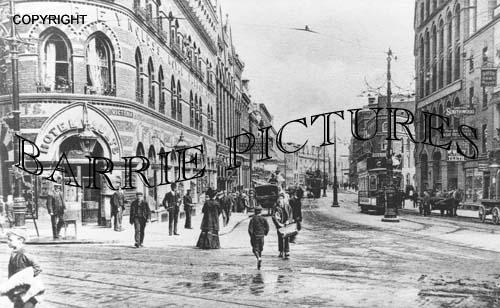 Bristol, Victoria Street 1904