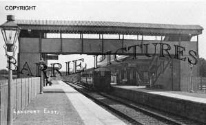 Langport, Station c1905