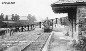 Washford, Station c1900