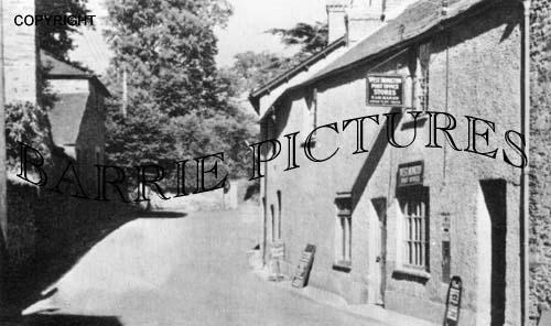 West Monkton, c1950