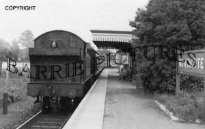 Montacute, Station c1950