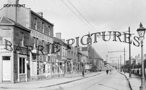 Bath, Twerton Coop Store c1910
