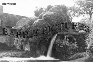 Allerford, Pyles Mill c1925