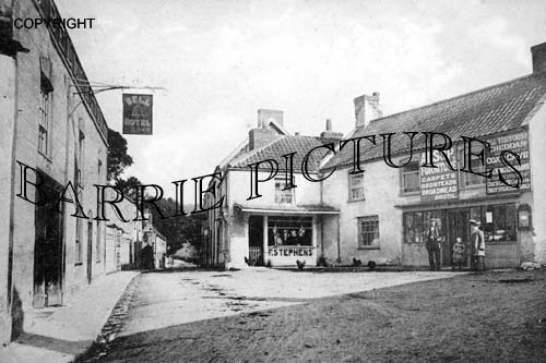 Banwell, The Square c1905