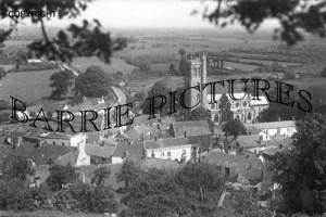 Banwell, Village c1950