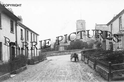 Bishops Hull, Post Office 1903