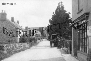 Blagdon, Post Office c1910