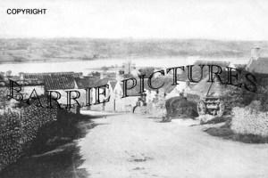 Blagdon, Street End, c1905