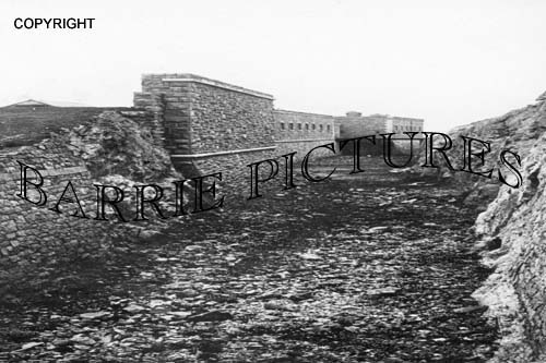 Brean, Down Old Fort 1917