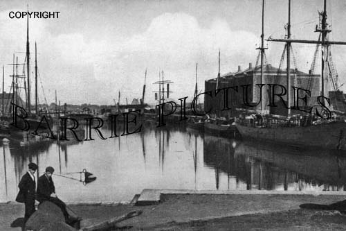 Bridgwater, Docks 1906