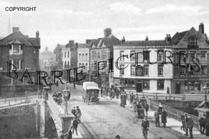 Bridgwater, The Bridge 1905