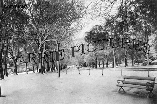 Clifton, Promanade c1920