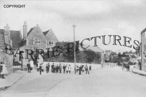 Keynsham, Bath Hill c1900