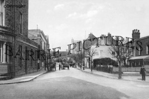 Burnham, Victoria Street 1907