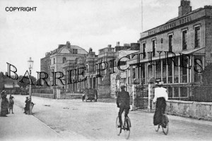 Burnham, Royal Clarence Hotel 1907