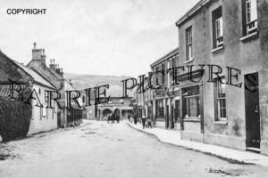 Cheddar, Bath Street c1910