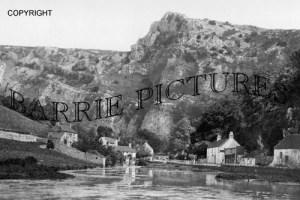 Cheddar, Cliffs 1900