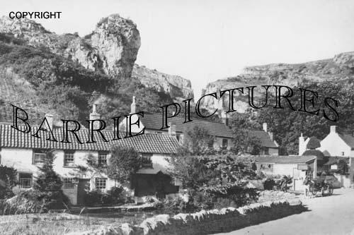 Cheddar, Lion Rock 1912