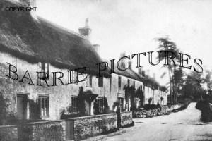 Chewton Mendip, Bathway 1905
