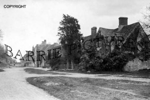 Cleeve, bottom of the Village 1908
