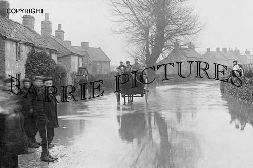 Clevedon, Kenn Road 1907