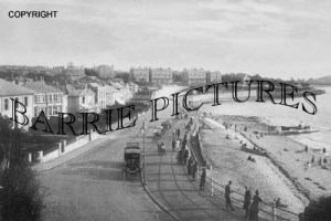 Clevedon, the Front 1907