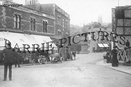Clevedon, Triangle c1920