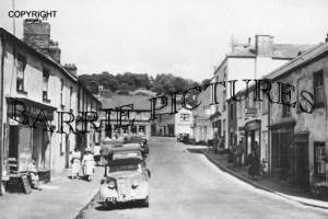 Dulverton, Chapel Street 1960