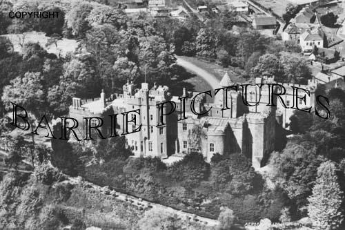 Dunster, Castle c1930