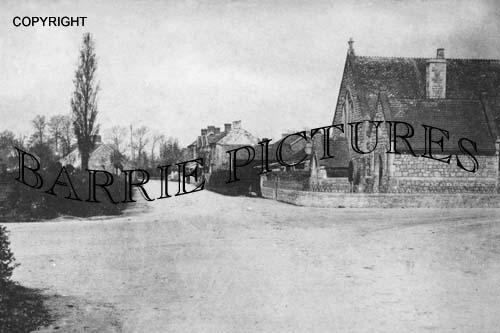 East Brent, 1933