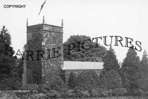 East Harptree, Church c1910