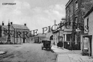 Ilchester, The Square c1910