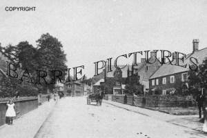Martock, Church Street 1908