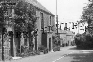 Milverton, North Street c1950